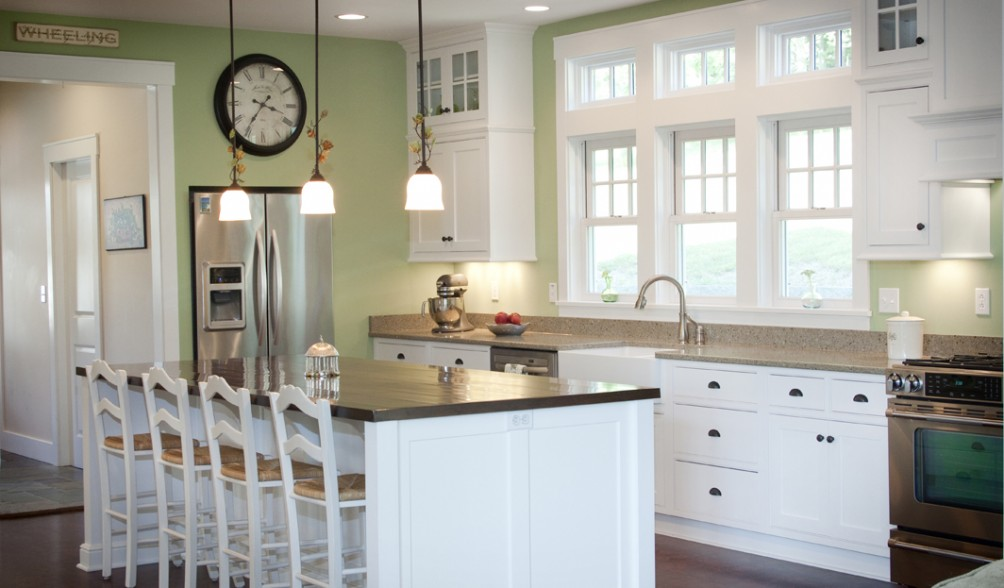 Oglebay Meadows - Kitchen